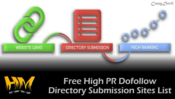 Free Directory Submission Sites List 2019 - HM